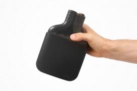 让海水可以饮用的Desalinator水壶!