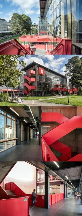 智利3631平米自治大学建筑与工程学院K楼