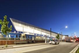 澳大利亚Frankston地铁车站
