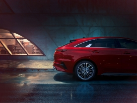 THE NEW KIA PROCEED CAMPAIGN -2019款新红色起亚