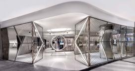新加坡机场的未来体育用品商店-一个沉浸式超性能Durasport商店