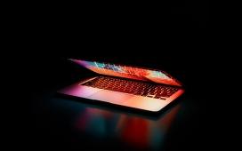 高清晰苹果MacBook Air笔记本电脑