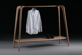 专为所有时尚达人设计的Swing衣帽架-值得悬挂并展示您的可穿戴艺术品