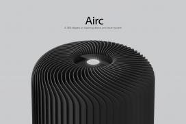 空气净化器中的纯艺术