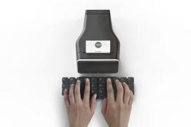 现代的Typer打字机