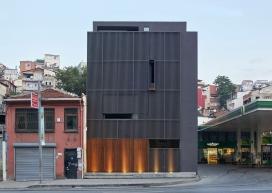 土耳其935平米的Pilevneli美术展览馆