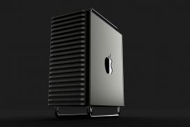 奶酪刨丝器的Mac Pro
