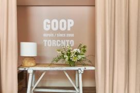 Goop MRKT Toronto-实体店装饰