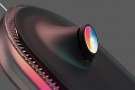 让颜色比单词更响亮-可以显示您情绪的充电器托盘