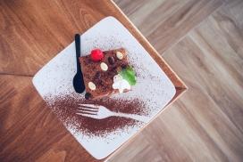 提拉米苏巧克力蛋糕