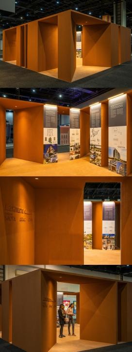 约翰内斯堡设计展・南非区展馆设计