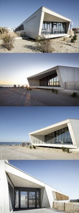法国720平米卡诺水手建筑