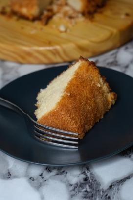 蓬松美味的蛋糕
