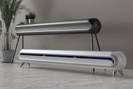 脱颖而出的HORIZONTÁLIS空气净化器