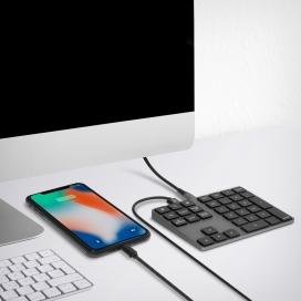 可用作USB集线器和快捷的Voamoko键盘