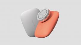 SOAP-面部美容仪器按摩器