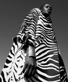 Harper Bazaar墨西哥-沙漠风暴