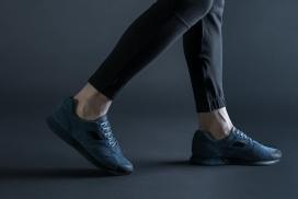 旨在吸引时尚消费者的运动鞋