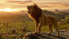 咆哮的公狮