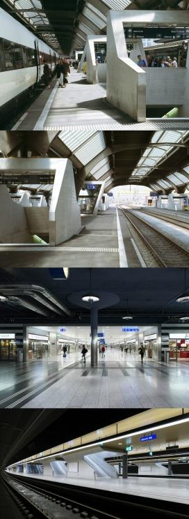 瑞士苏黎世中央车站