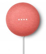 加入了再生塑料的谷歌Nest Mini扬声器