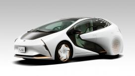 """在汽车和驾驶员之间建立""""纽带""""的丰田LQ概念车"""