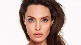 美丽的安吉丽娜·朱莉