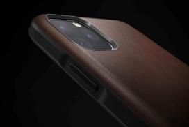 采用360°防摔保护的精美iPhone 11 Pro皮革钱包