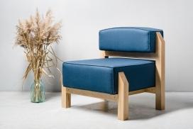 T-block软垫家具
