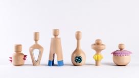 为患有情感创伤儿童设计的治疗娃娃玩具