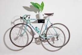 B点-自行车衣架