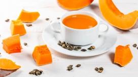 南瓜茶与木瓜