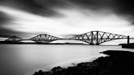 铁路钢架桥