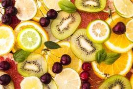 切片水果汇
