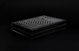 黑白屏幕排版技术