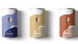 婴儿茶茶罐包装设计
