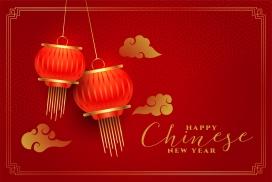 中国传统红灯笼素材下载