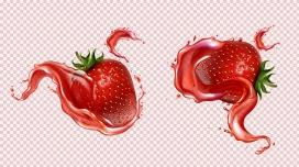 https://www.2008php.com/鲜红的草莓素材下载