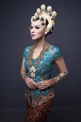 精致的泰国女郎