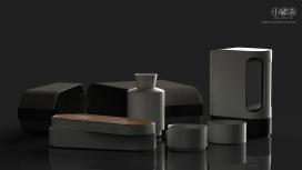 小茶罐-便携式茶具
