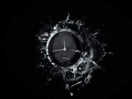 水中的手表