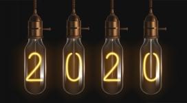 2020钨丝灯泡素材