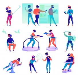 体育运动虚拟VR体验