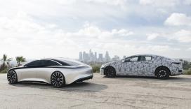 迈向奢侈品未来的梅赛德斯·奔驰VISION EQS概念车