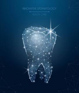 菱线创新的牙齿口腔医学插图