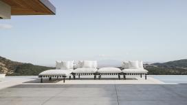 ATRA使用大麻纤维和可回收材料进行设计的Nerthus-Sofa家具