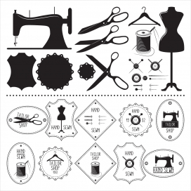 裁缝元素集合