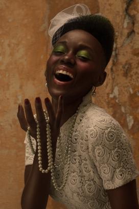 黑姑娘的珠宝社论