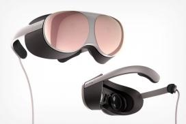"""使您看起来像""""蚁人""""的HTC Project Proton AR耳机"""