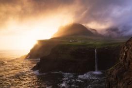 Faroe Islands法罗群岛风景
